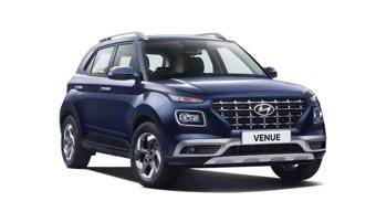 Hyundai Venue Vs Volkswagen Polo