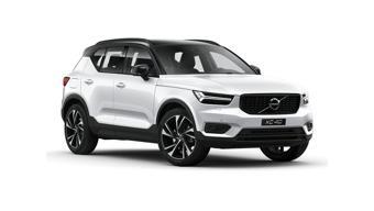 Volvo XC40 Images