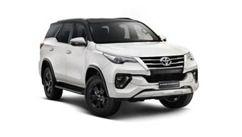 Toyota launches Fortuner TRD limited edition in India at Rs 34.98 lakh