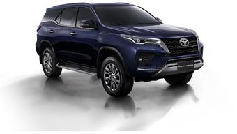 Updated Toyota Fortuner unveiled; coming to India later this year