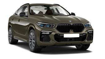 BMW X6 Vs Mercedes Benz GLE Coupe