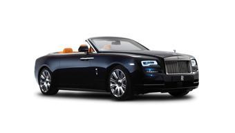 Rolls Royce Dawn Convertible
