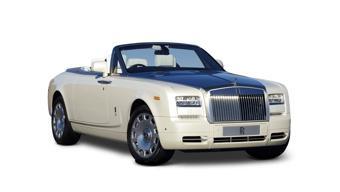 Rolls Royce Phantom Drophead Coupe Convertible