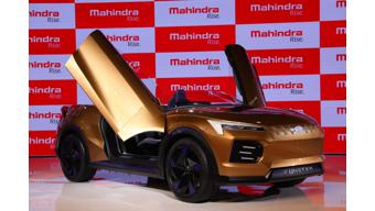 Mahindra unveils Funster concept at 2020 Auto Expo