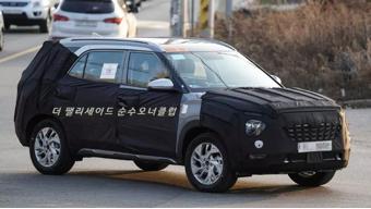 Hyundai Creta Seven-Seater
