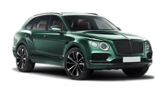 Bentley Bentayga Vs Bentley Continental Flying Spur