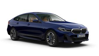 BMW 6 Series GT 620d Luxury Line