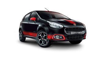 Fiat Punto Abarth 1.4L T-Jet Petrol