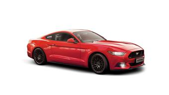 Mercedes Benz V-Class Vs Ford Mustang