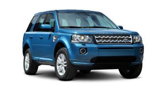 Land Rover Freelander 2 Images