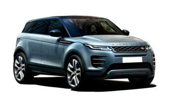 Jaguar XF Vs Land Rover Range Rover Evoque