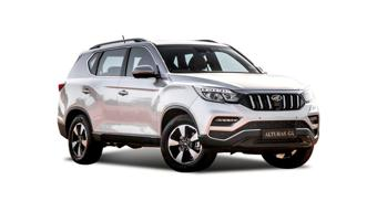 Mahindra Alturas G4 Vs Toyota Fortuner