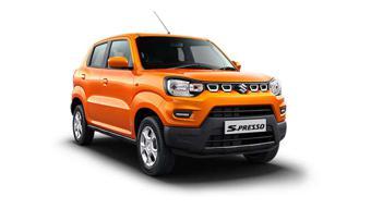 Maruti Suzuki S-Presso Vs Tata Nano