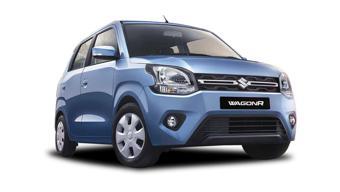 Maruti Suzuki Wagon R LXI 1.0