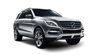 Mercedes Benz M Class Images