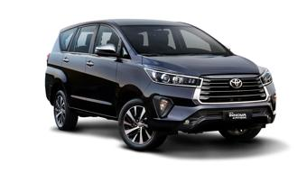 Tata Harrier Vs Toyota Innova Crysta