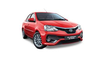 Toyota Platinum Etios Vs Ford Aspire