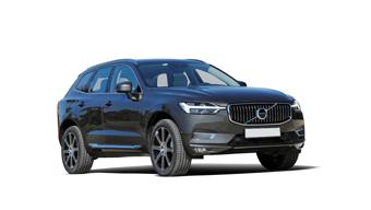 Volvo XC60 Vs BMW X3