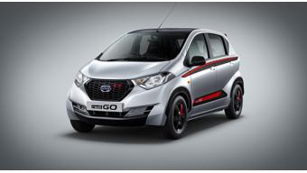 Datsun Redigo limited edtion launched in India
