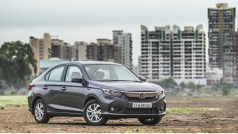Honda Amaze VX variant now available in CVT option