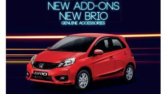 2016 Honda Brio facelift essential accessories detailed