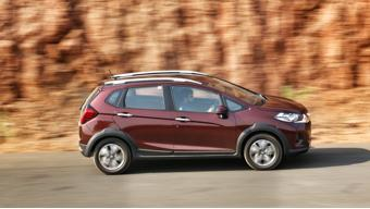Honda WR-V reaches 50,000 units sold landmark