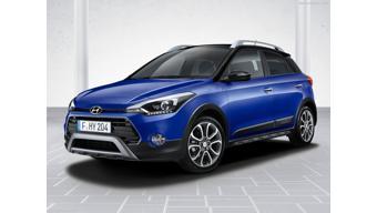 Euro spec facelifted Hyundai i20 Active revealed