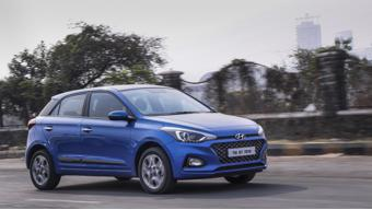 2018 Hyundai Elite i20 CVT spotted at dealership, prices starts at Rs 7.04 lakhs