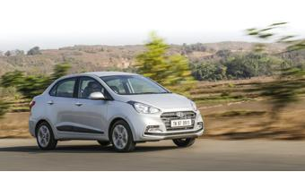 ABS now standard for all variants of the Hyundai Xcent