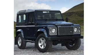 Land Rover manufactures unique Defender to celebrate production of two million units