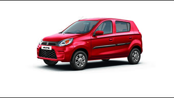 Maruti Suzuki launched the new Alto in India at Rs 2.93 lakhs