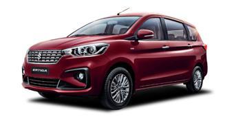 Maruti Suzuki Ertiga sees a strong growth in MUV segment in August 2019