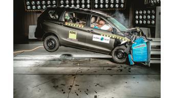 Maruti Suzuki Ertiga scores 3-star safety rating in Global NCAP crash test