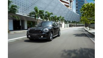 Mini launches Countryman Black Edition in India, prices start at Rs 42.40 lakhs
