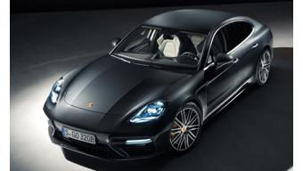 Top Five Features of the new Porsche Panamera