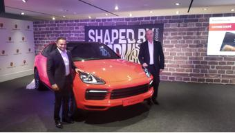 Porsche launches Cayenne Coupe in India, prices start at Rs 1.31 crore