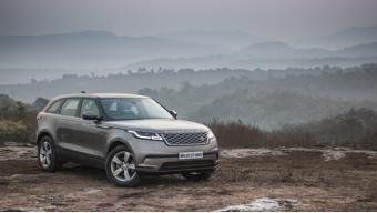 2018 World Car Design Award goes to Range Rover Velar