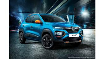 Renault Kwid facelift launched in India at Rs 2.83 lakhs