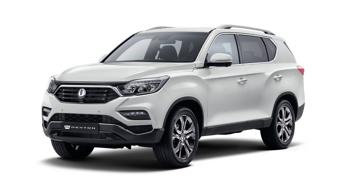 Ssangyong revealed the new-gen Rexton ahead of Seoul debut