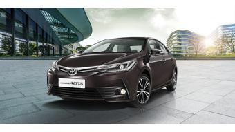 Four changes on the facelifted Toyota Corolla Altis you need to know