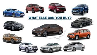 2017 Toyota Corolla Altis: What else can you buy for the same price?