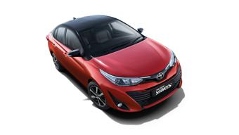 Toyota Yaris V Optional dual-tone variant launched in India, prices start at Rs 11.97 lakhs