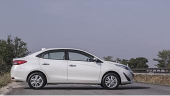 Toyota aims to sell 40,000 Yaris annually