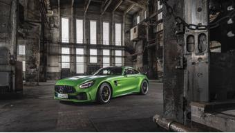 Mercedes-Benz India to launch new C63 Coupe and AMG GT R on 27 May