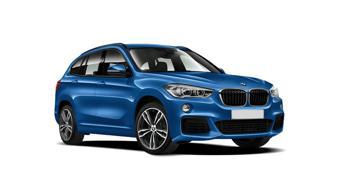 MINI Countryman Vs BMW X1