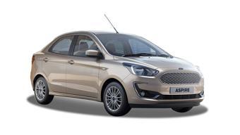 Ford Aspire 1.2 Ti-VCT Titanium (MT) Petrol