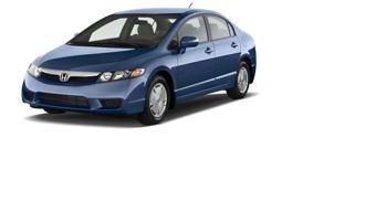 Honda Civic Hybrid is a slightly improvised version of the original Honda Civic - User Review