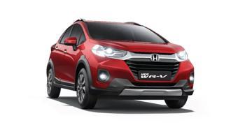 Honda WR-V image