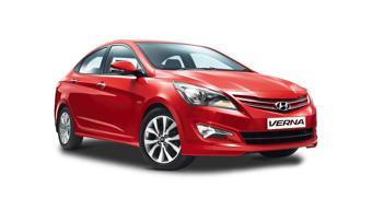 Hyundai 4S Fluidic Verna Images