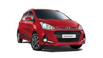 Hyundai Grand i10 Images